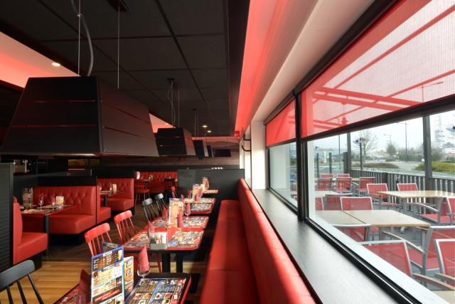 Agence TPGM pour Buffalo Grill