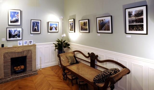 Exposition photos urbaines pour ARTSYNE